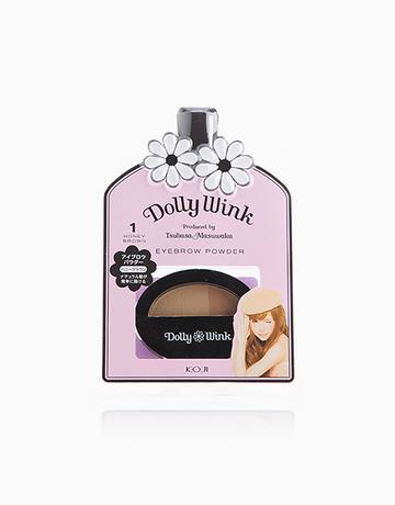 Eyebrow Powder by Dolly Wink