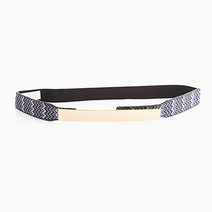 Stretch Plate Belt by Vain Accessories