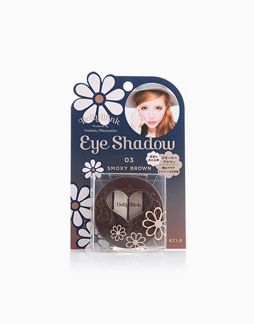 Smoky Brown Eyeshadow II by Dolly Wink