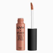 Soft Matte Lip Cream by NYX