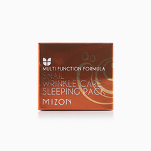 Snail Wrinkle Care Sleeping Pack by Mizon