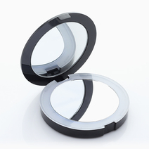 Round LED Compact Mirror by Suesh