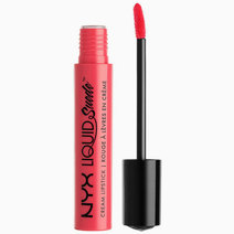 Liquid Suede Cream Lipstick by NYX