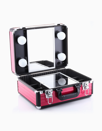 Small Vanity Case w/ Lights by Suesh Products BeautyMNL