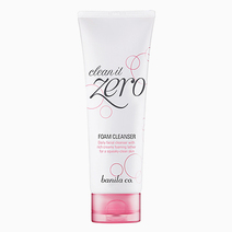 Clean It Zero Foam Cleanser by Banila Co.