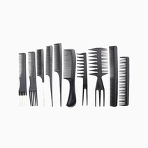 Hairstyling Combs (10-Piece Set) by Suesh