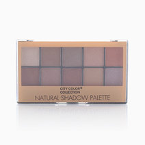 Natural Shadow Palette by City Color