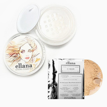 Concealer & Foundation by Ellana