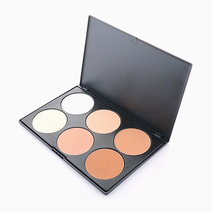 Contour Palette in Nude Basics by PRO STUDIO Beauty Exclusives