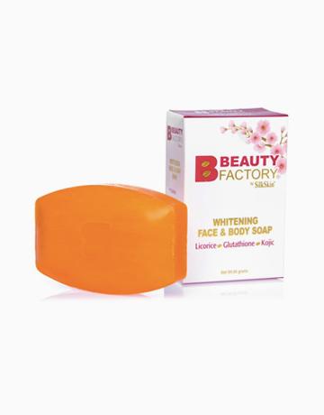 Beauty Factory Soap (90g) by Silk Skin