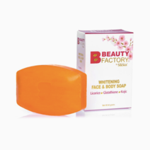 Beauty Factory Soap (90g) by Silk Skin
