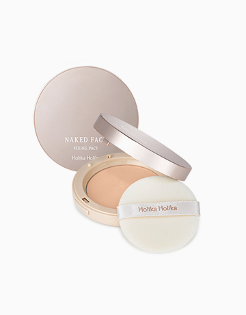 Naked Face Fixing Pact by Holika Holika