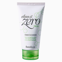 Clean It Zero Fresh Foam Cleanser by Banila Co.