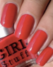 Scarlet Nail Polish by Girlstuff