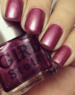 Red Velvet Nail Polish by Girlstuff