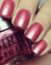 Cherry Pie Nail Polish by Girlstuff