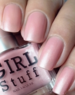 Blush Nail Polish by Girlstuff