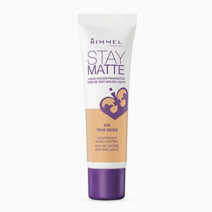 Stay Matte Mousse Foundation by Rimmel