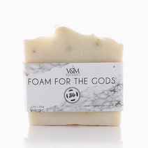 Foam for the Gods by V&M Naturals