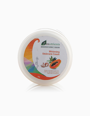 Whitening Underarm Cream by Zenutrients