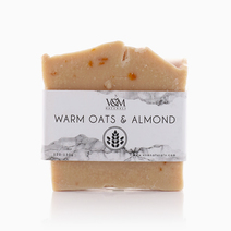 Warm Oats & Almond Crush by V&M Naturals