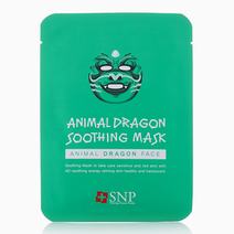 Animal Dragon Soothing Mask by SNP