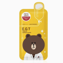 E.G.T. Timetox Ampoule Mask by Mediheal