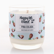 Piña Colada (8oz/240ml) by Happy Island Candle Co