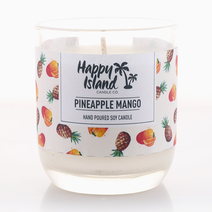 Pineapple Mango (8oz/240ml) by Happy Island Candle Co