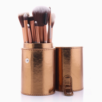 12-Piece Makeup Brush Set by Brush Work