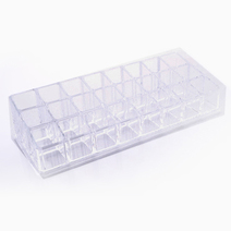 Acrylic Organizer w/ 24 Holes by Brush Work