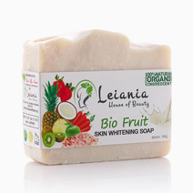 BioFruit Skin Whitening Soap by Leiania House of Beauty