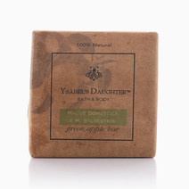 Green Apple Soap by Ysabel's Daughter