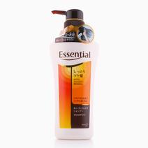 Moist Shiny Shampoo by Kao Essential