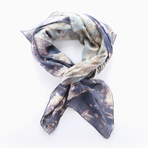 Damask & Abstract Scarf by Luxe Studio