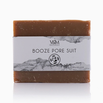 Booze Pore Suit Soap by V&M Naturals