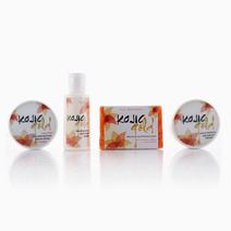 Skin Whitening Treatment Set by Kojic GOLD