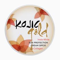 Insta-White Sun Cream by Kojic GOLD