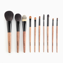 10-Piece Luxury Brush Set by Suesh