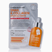 Snail & Collagen Mask by Dearberry