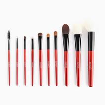 10-Piece Essential Brush Set by Suesh