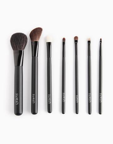 7-Piece Elegant Brush Set by Suesh
