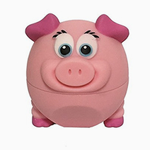 Pig Lip Balm by Bebe Bartoons