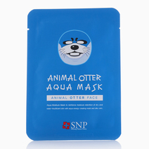 Animal Otter Aqua Mask by SNP