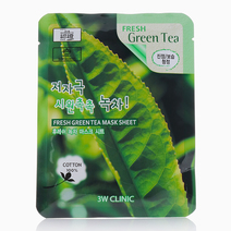 Green Tea Mask by 3W Clinic