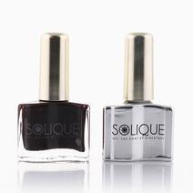 Desire + Gel Top Coat by Solique