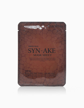 Syn-ake Mask by Baroness