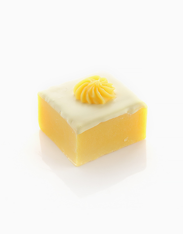 Lemon Meringue Pastry Soap by The Soap Farm