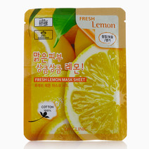 Lemon Mask by 3W Clinic