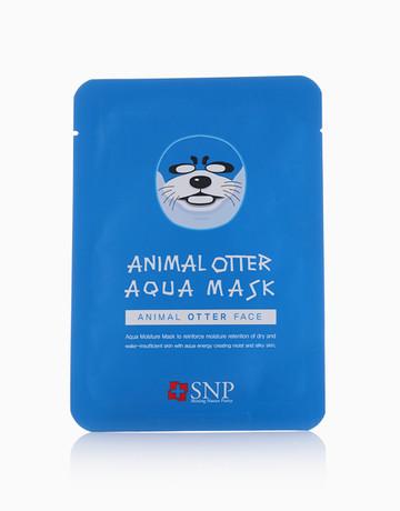 Animal Otter Aqua Mask by SNP
